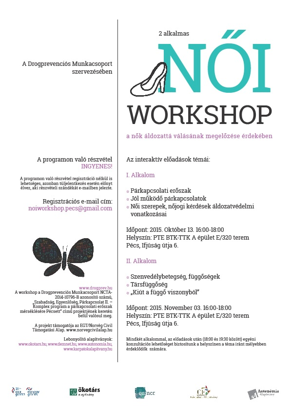 noi workshop plakat